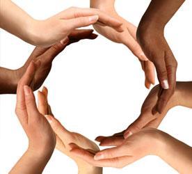 relazioni umane - unione, amicizia